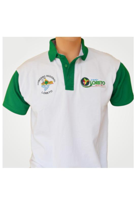 Poloshirt Bordado