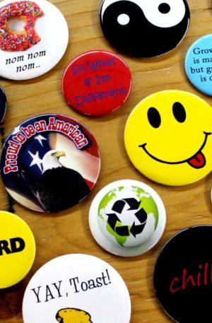 Botones / Pins
