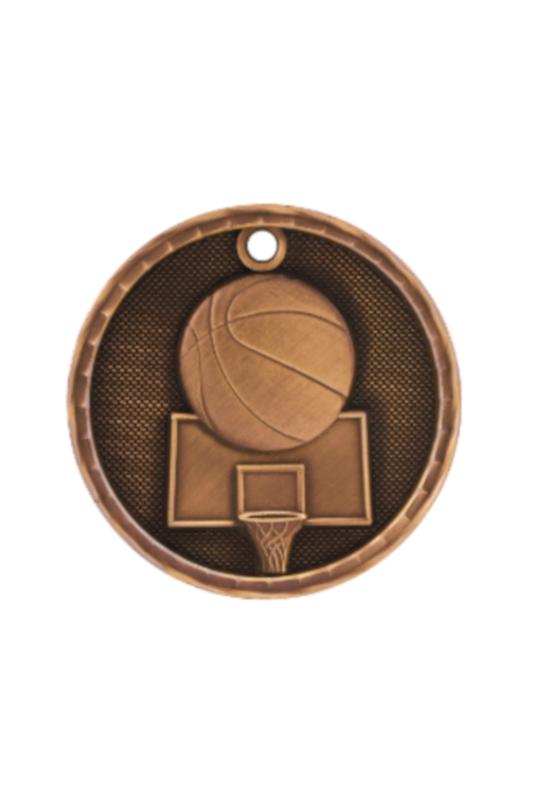Medalla de Básquetbol