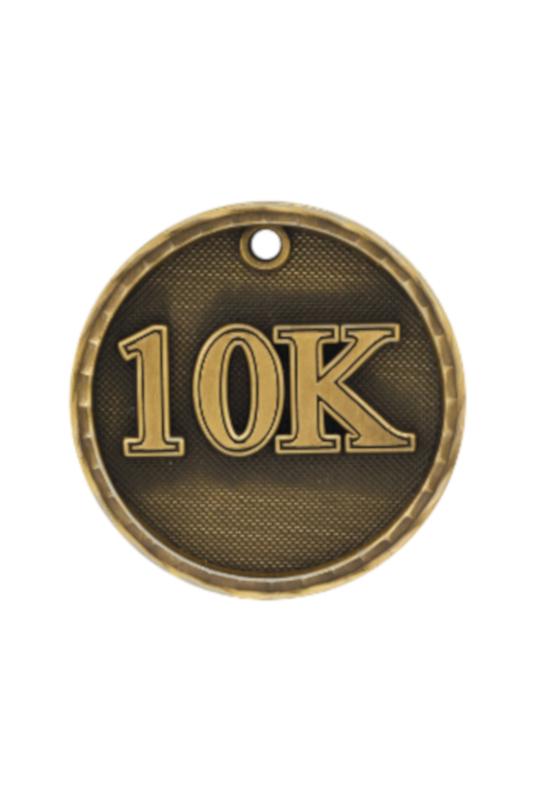 Medalla de 10K