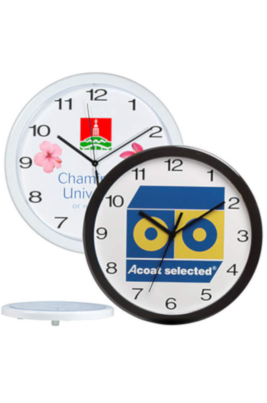 Reloj promocional