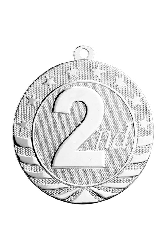Medalla de Segundo Lugar
